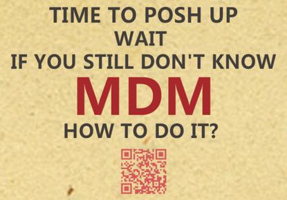 MDM, Platform Pemasaran Media Mandiri yang Terdesentralisasi