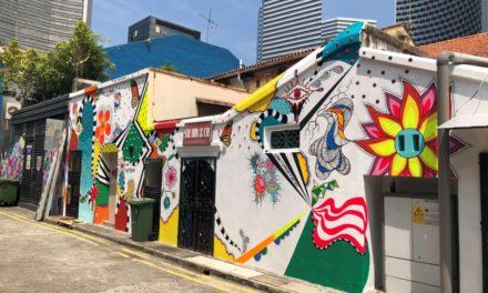 Gelam Gallery, Perpaduan Seni Multi Etnis di Kampong Gelam Singapura