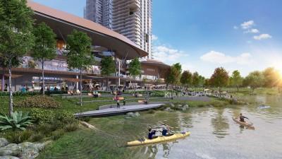Masterplan KIARA BAY oleh Lead8, Tampilkan Kota Ramah Lingkungan di Kuala Lumpur