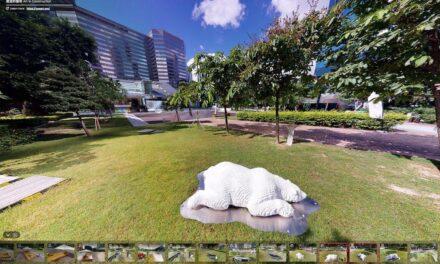 CIC-Zero Carbon Park Gelar Pameran 'Seni dalam Konstruksi' dengan Tur Virtual 3D