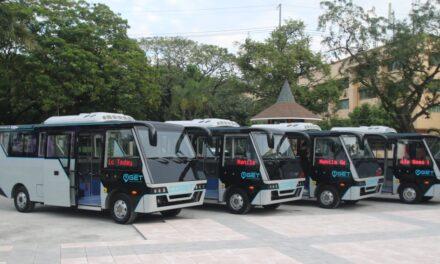 China Dynamics akan Pasok Sedikitnya 500 Bus Listrik ke Filipina dan Malaysia