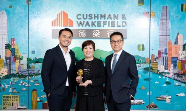 Cushman & Wakefield Terpilih Sebagai Perusahaan Paling Menarik Kedua di Hong Kong oleh REBR