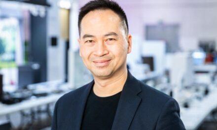Dr Joseph Wong Diangkat sebagai Chief Executive Officer Baru HKDC