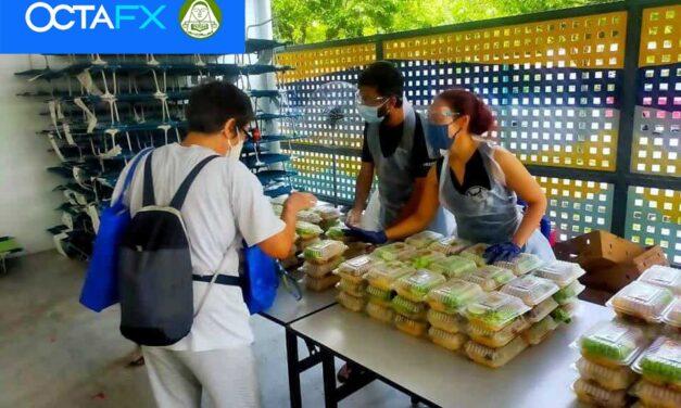 OctaFX Bermitra dengan PERTIWI Distribusikan Makan Malam Amal Selama Perayaan Idul Adha