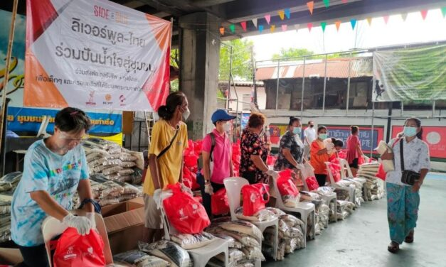 LFC Foundation dan Right To Play Galang Dana untuk Bantu Anak-anak dan Orang Tua Terdampak Covid-19 di Thailand