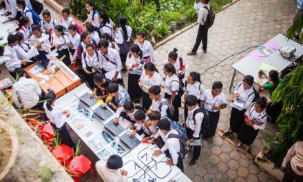 Prince Group Dukung Program Persiapan Karir yang Dicetus oleh 'Caring for Cambodia'