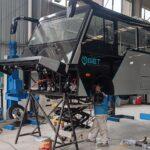 Ev Dynamics Kirimkan lebih dari 70 Minibus Listrik COMET ke Filipina